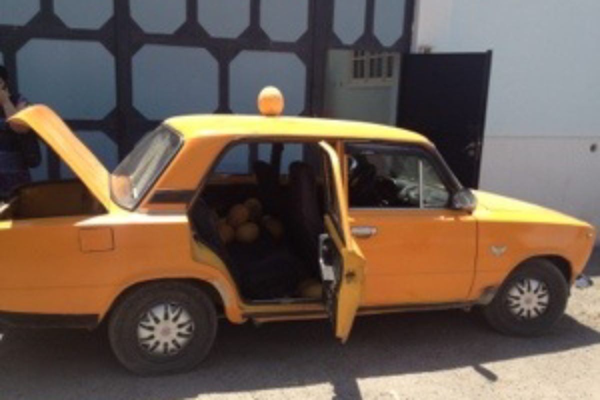 The Secret To Kyrgyz Taxi Fares