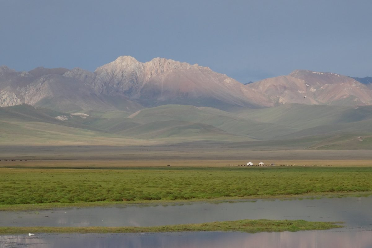Jailoo and Yurts: The Summer Lives of Kyrgyz Nomads