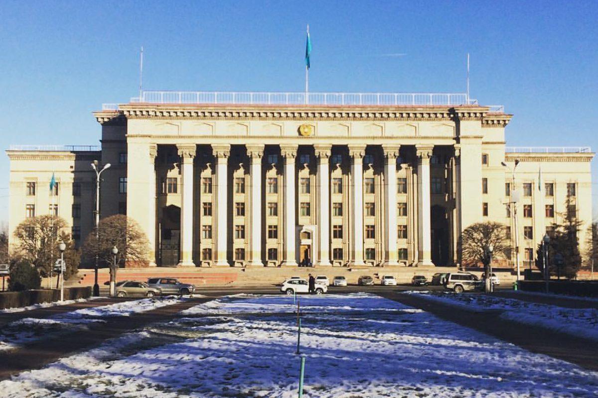 Mile 12: Regarding Almaty.