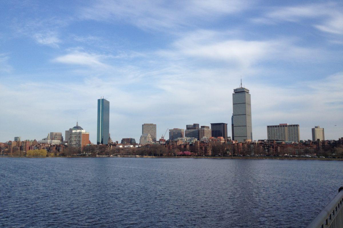 One Boston Day, 2016