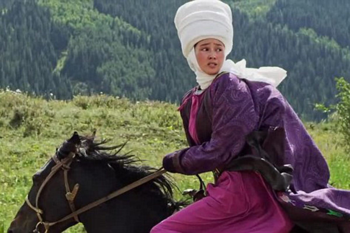 "Kyrgyzstani Movie Night: ""Kurmanjan Datka: Queen Of The Mountains"""