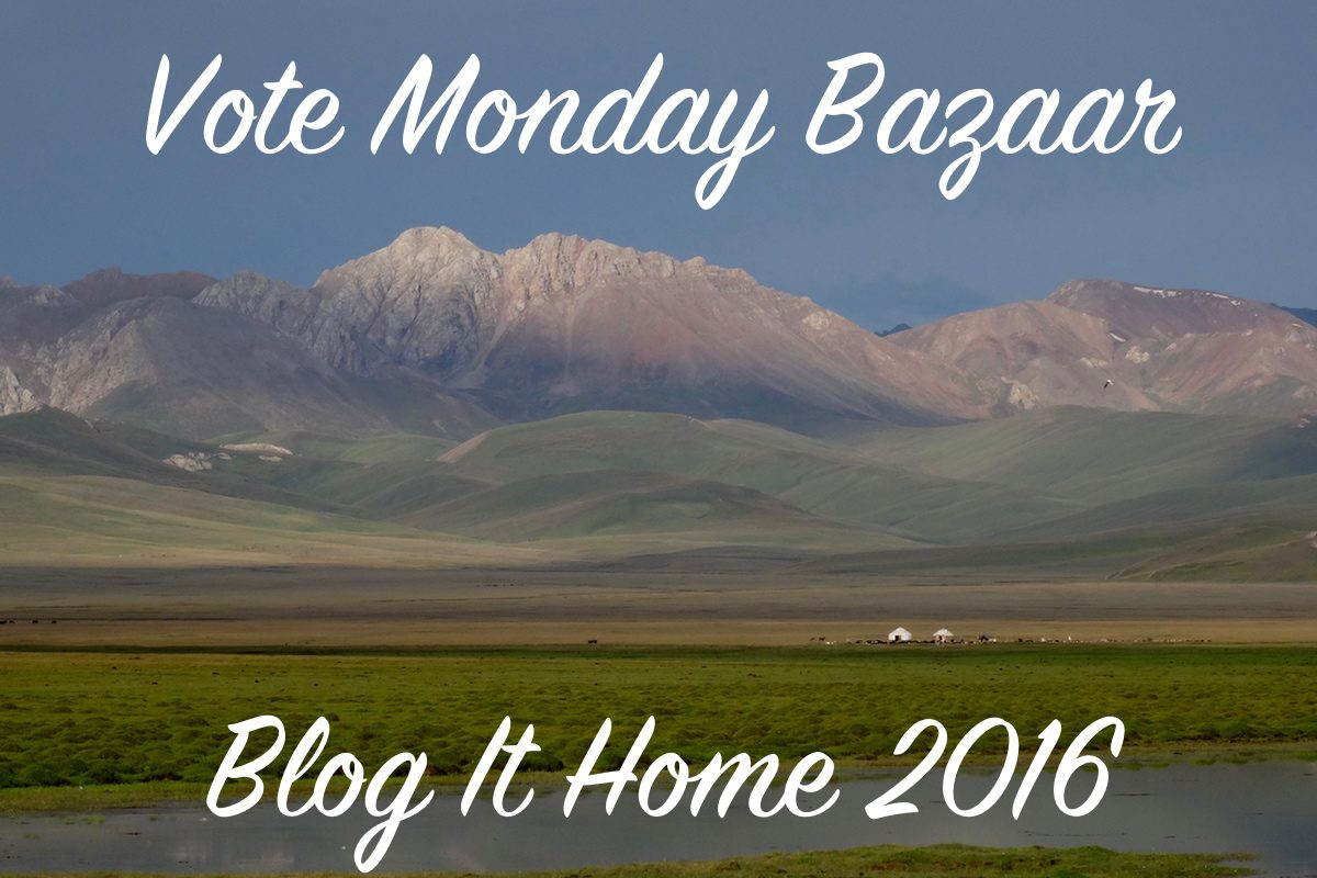 Guys, I'm A Finalist For Blog It Home And I Need Your Help!