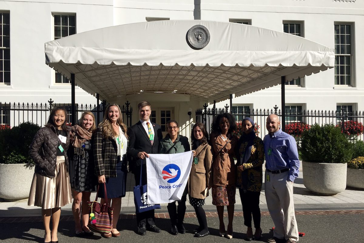 America Again: The Peace Corps Top Bloggers' Tour