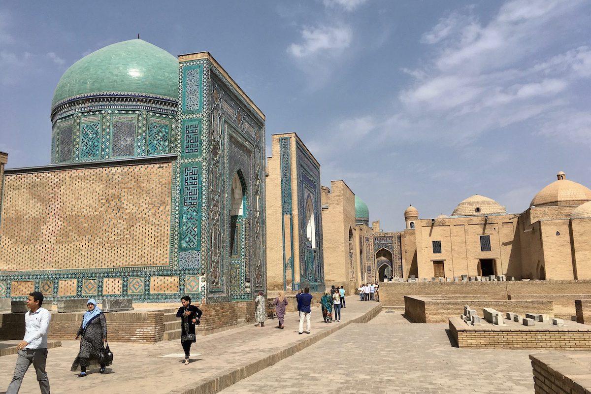 Mile 17-18: Nomad Games, Uzbekistan, America, Oh My!