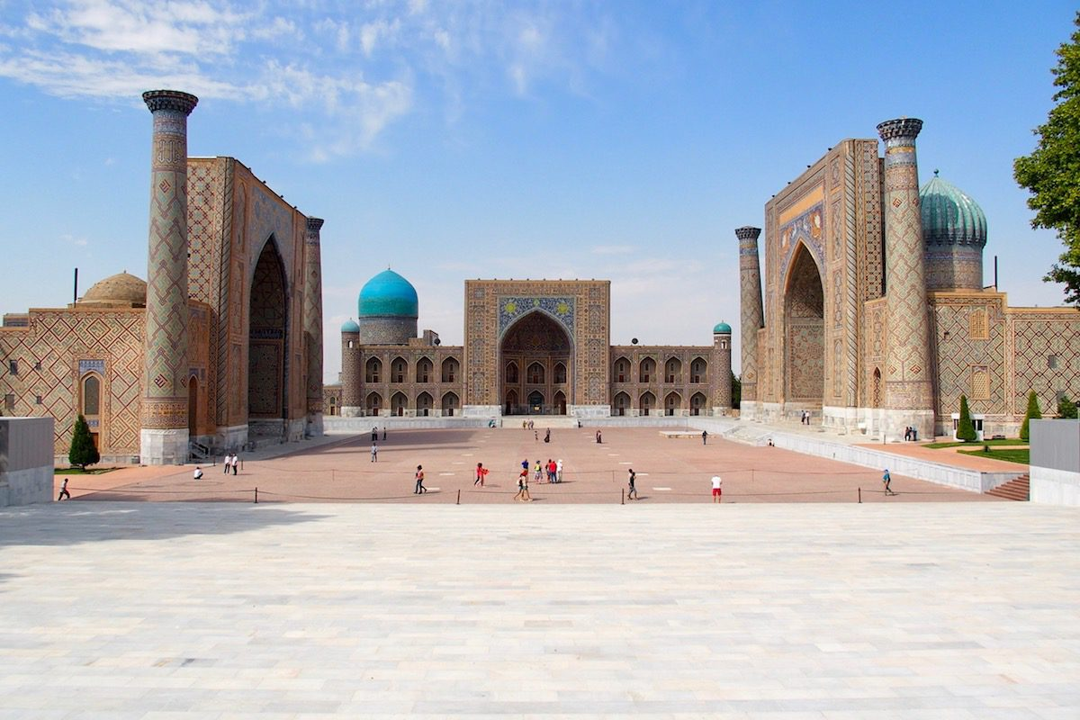 Uzbekistan: A Silk Road Adventure