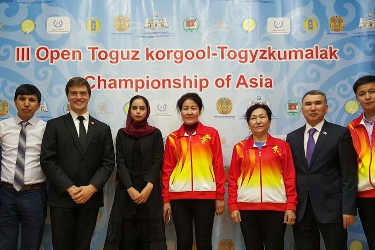 Toguz Korgool Again: A Week at the Asian Championships