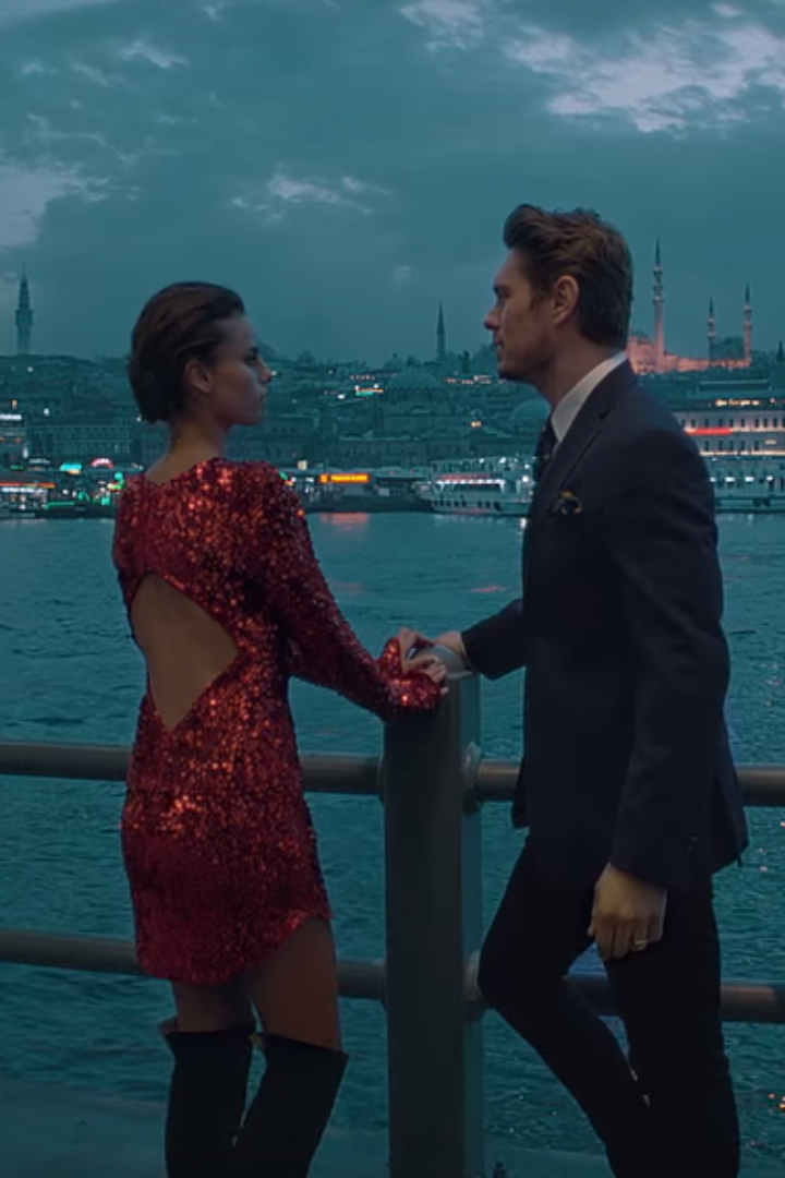 Music Video Obsession: Feel by Mahmut Orhan feat. Sena Sener