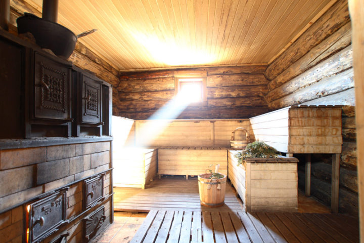 The Russian Banya in Central Asia