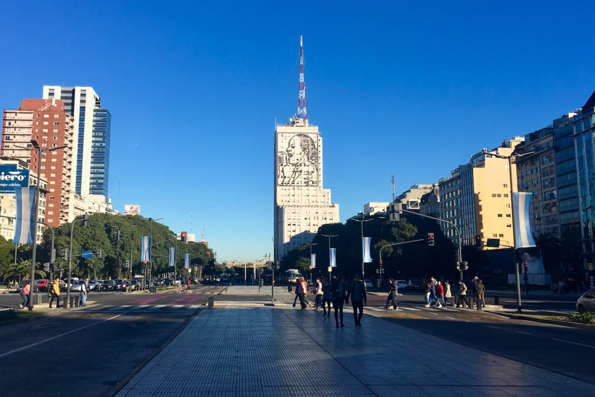 What's New, Buenos Aires?